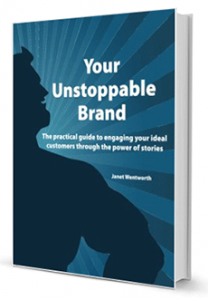 Your Unstoppble Brand cover